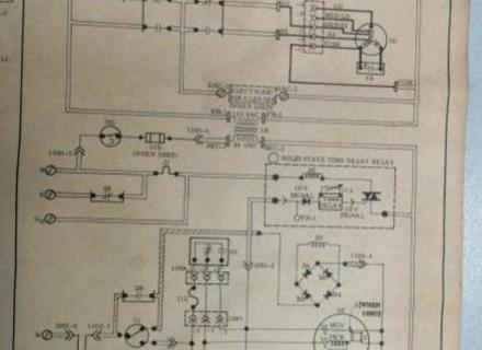 yr9545 gas furnace wiring diagram on goodman furnace