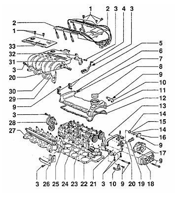 vw 3 6 vr6 engine diagram  wiring diagram groundcentral