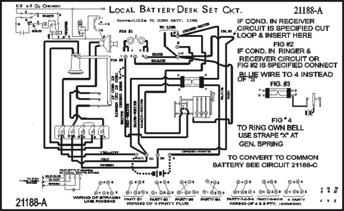 kw2100 kellogg telephone wiring diagram free diagram