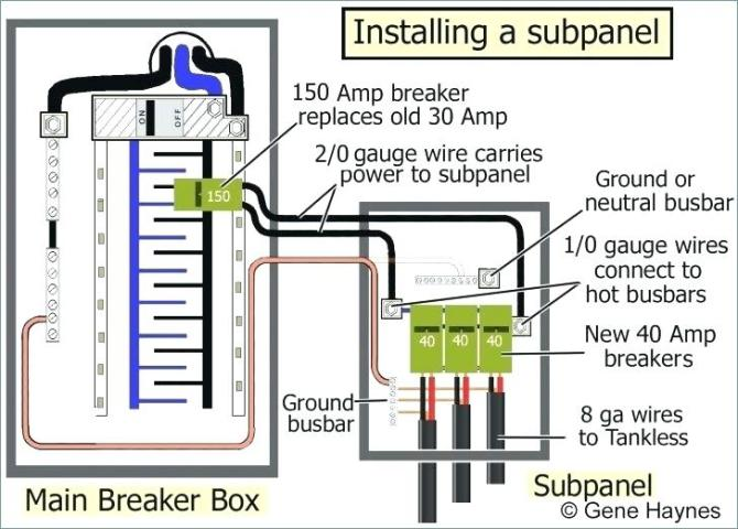 single gfci amp fixture wiring diagram  bridge pickup