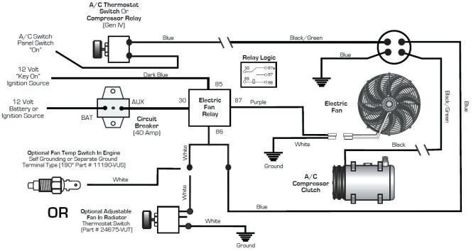 ed7299 home a c compressor wiring diagram schematic wiring