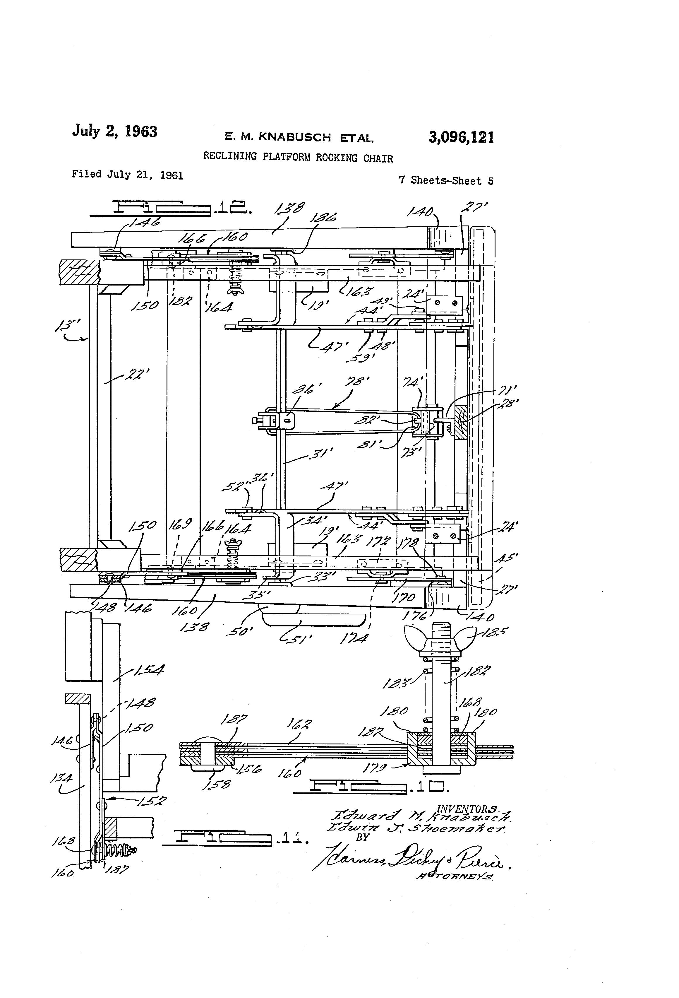 La Z Boy Recliner Parts List