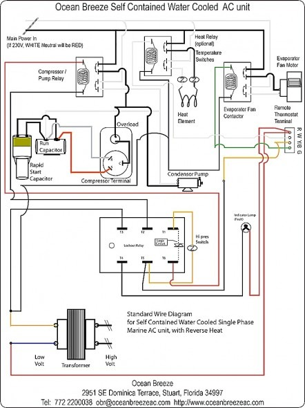 ds7496 home air conditioner plug wiring diagram schematic