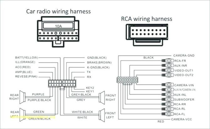 dual stereo wiring harness diagram  hd wiring harness