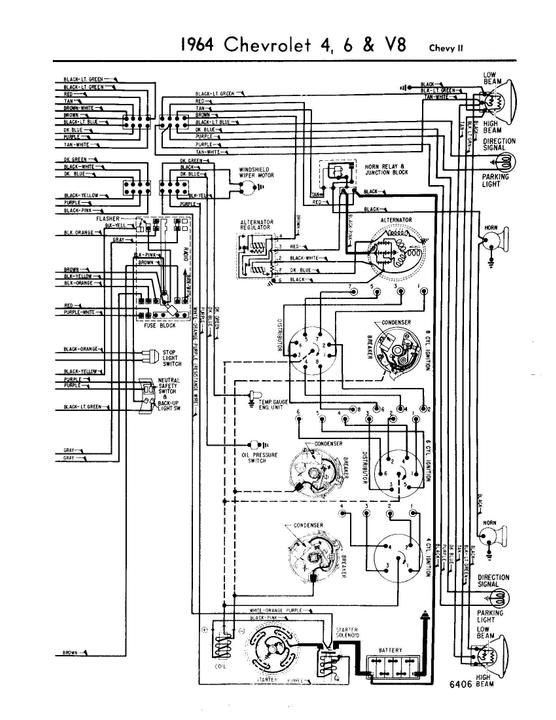 wn2877 impala wiring diagram on 64 chevrolet c10 turn