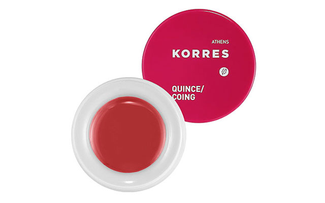 korres lip butter The One Thing: Korres Quince Lip Butter