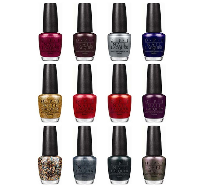 james bond opi Beauty Highs Daily Top 10: OPIs James Bond Nail Polish, Bill Rancic for Rogaine, More