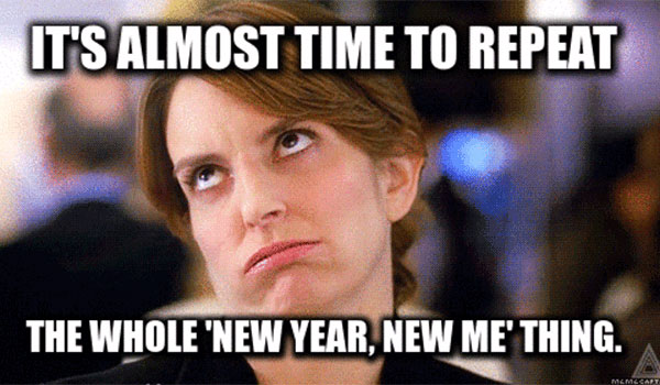 8 New Year Resolutions Memes Bebeautiful