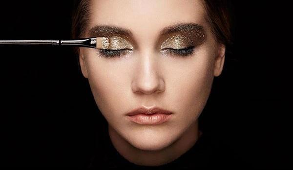 Shimmer Sparkle Party Makeup Tips