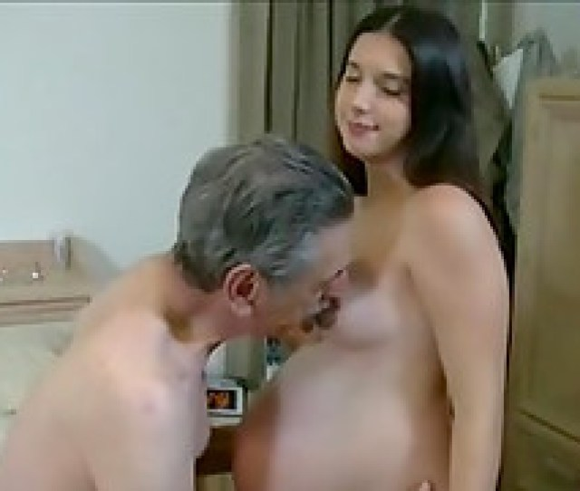 Pregnant Teen Fucked By Older Guy