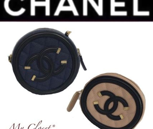 Chanel Coin Purses Other Check Patterns Calfskin Street Style Plain Coin Purses