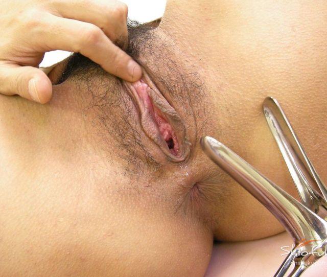 Close Up Clitoral Stimulation Porn Photo