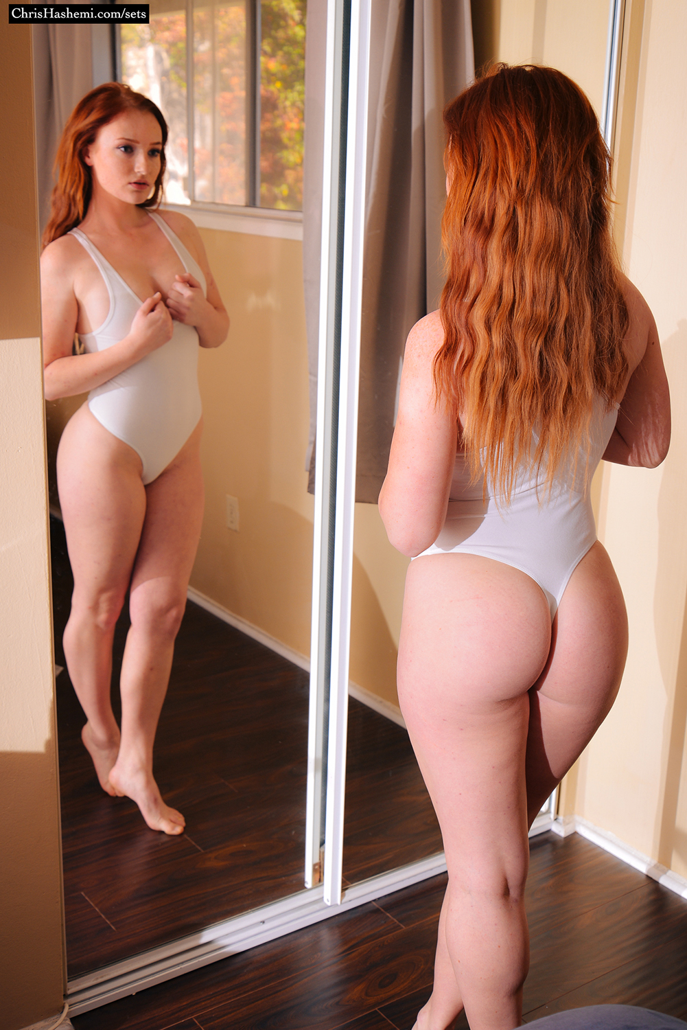 ginger nude tumblr