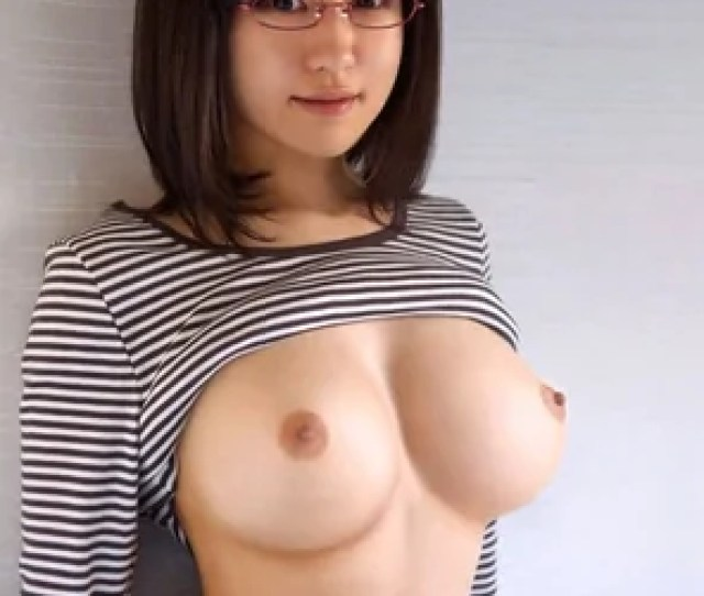 Amateur Photo Cute Asian Girl With Glasses And Perfect Boobs