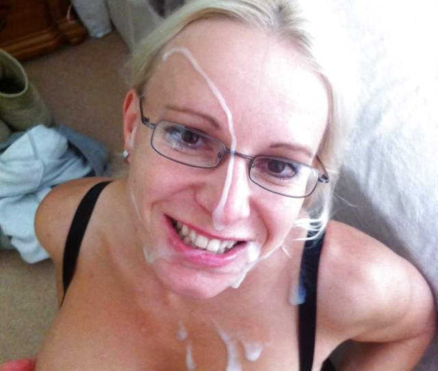 Cum On Milf Wearing Glasses Porn Photo