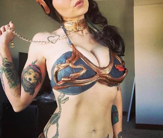 Slave Leia Porn Photo