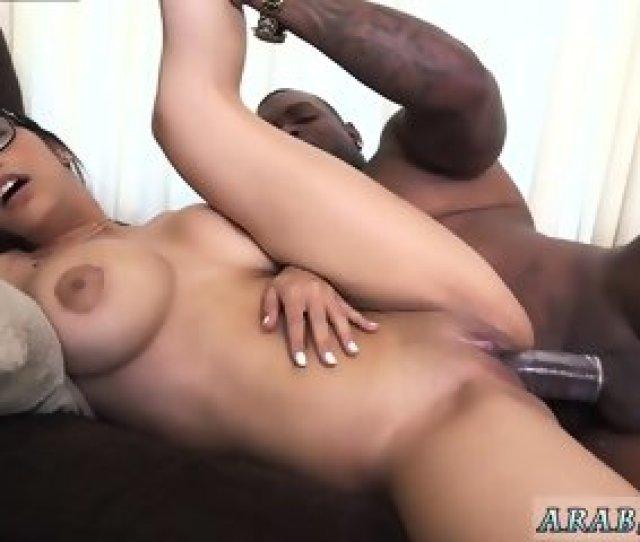 White Undies Mia Khalifa Tries A Big Black Dick