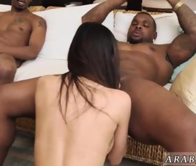 Arab Beautiful Girl Fuck My Big Black Threesome