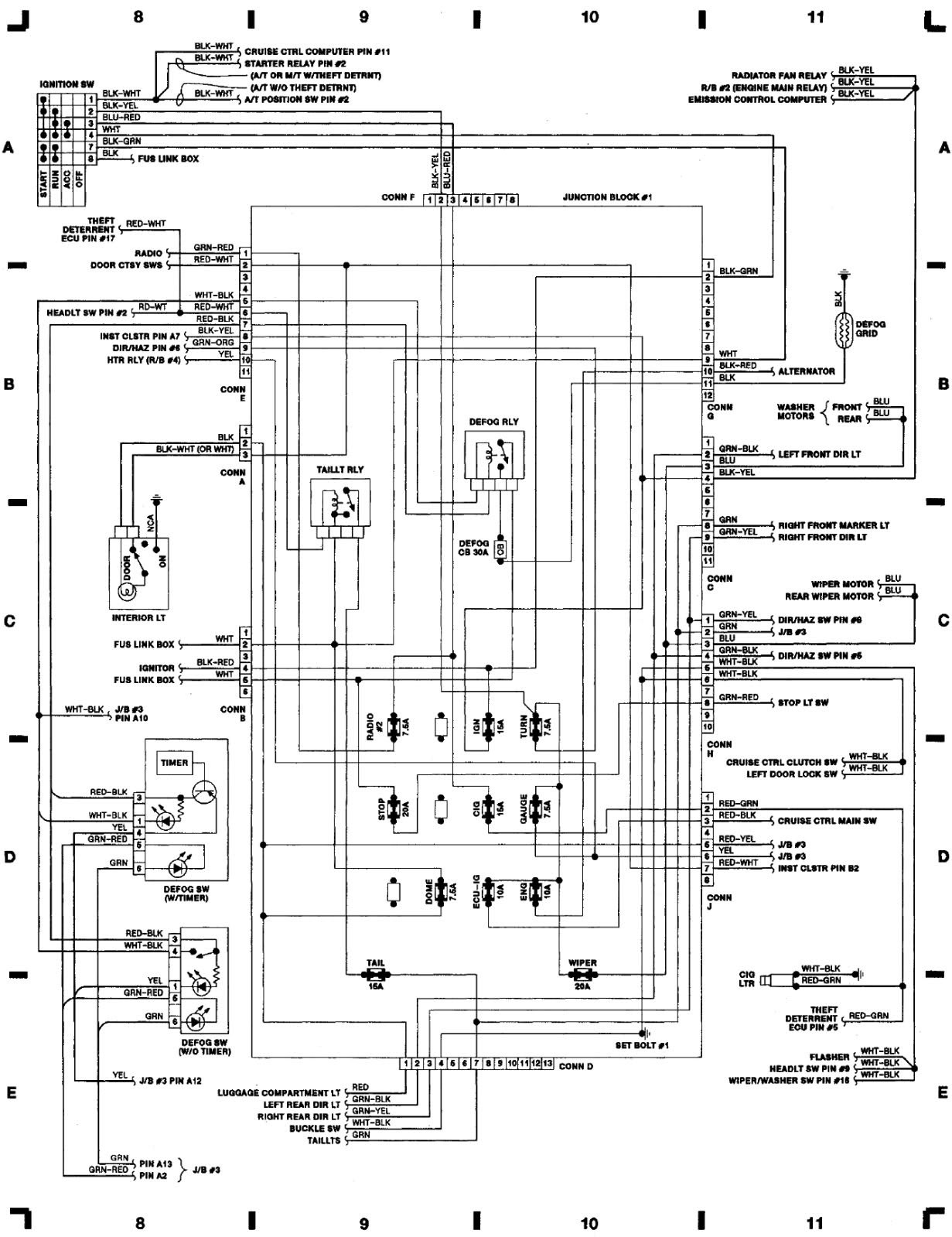 Cw 82 Corolla Wiring Diagram Free Download Wiring
