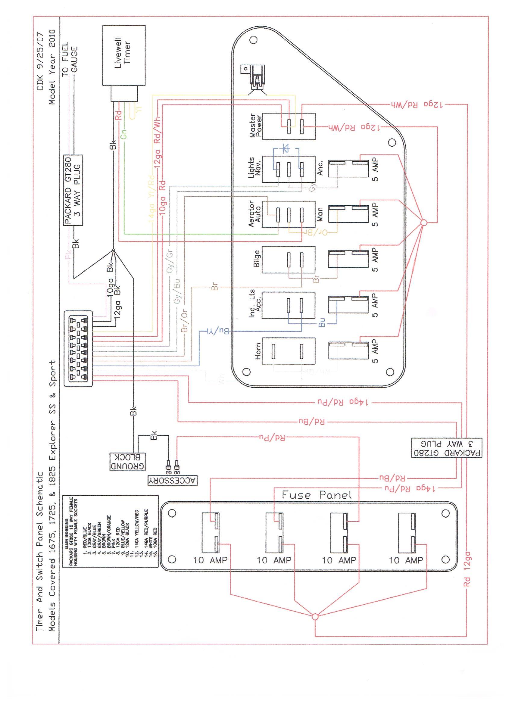Lund Impact Wiring Diagram