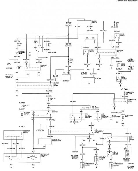 isuzu kb 280 wiring diagram  wiring diagram wavedesign
