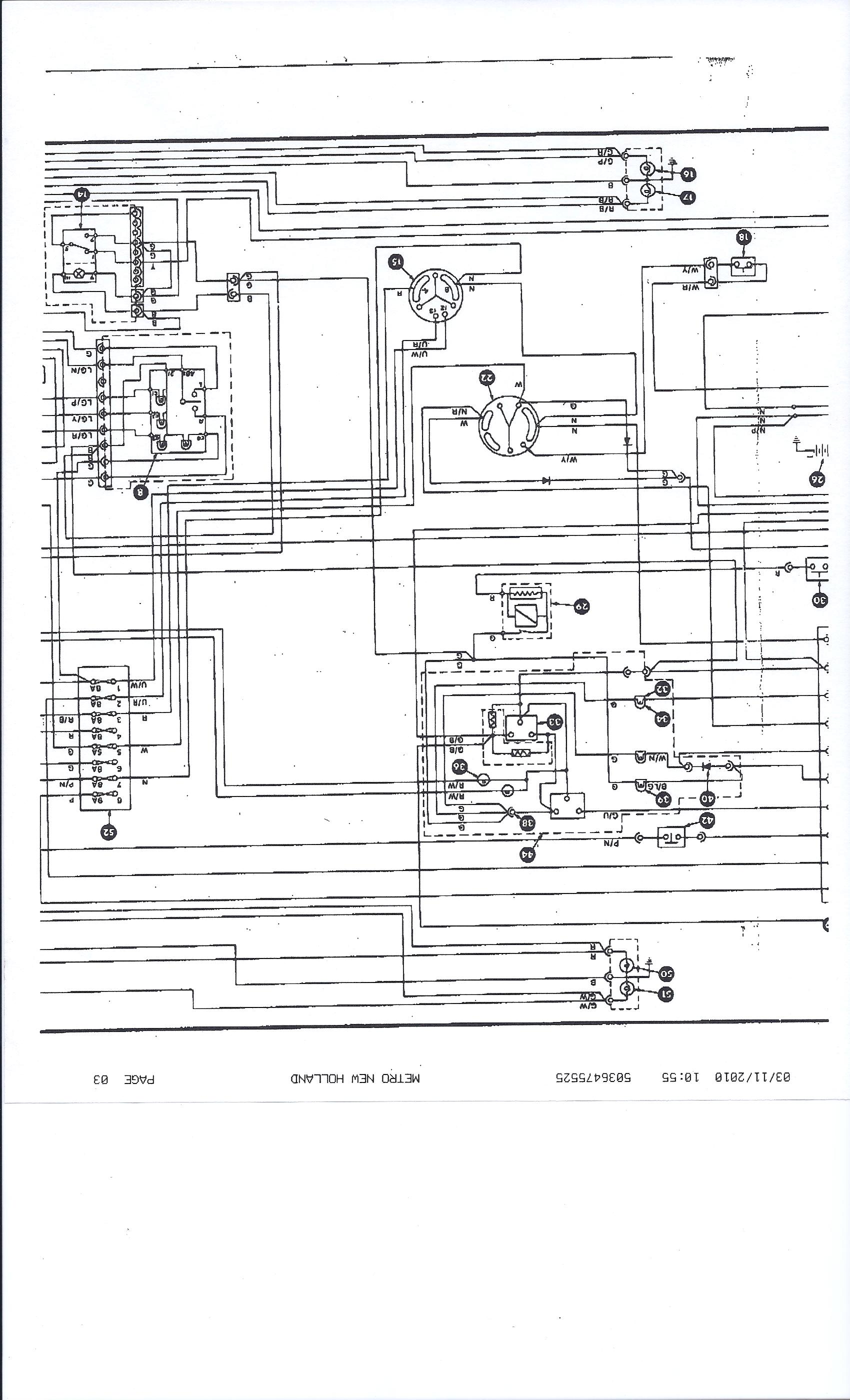 New Holland Wiring Diagram Free