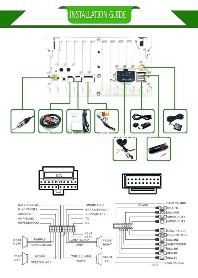 se5628 dual head unit wiring harness free diagram