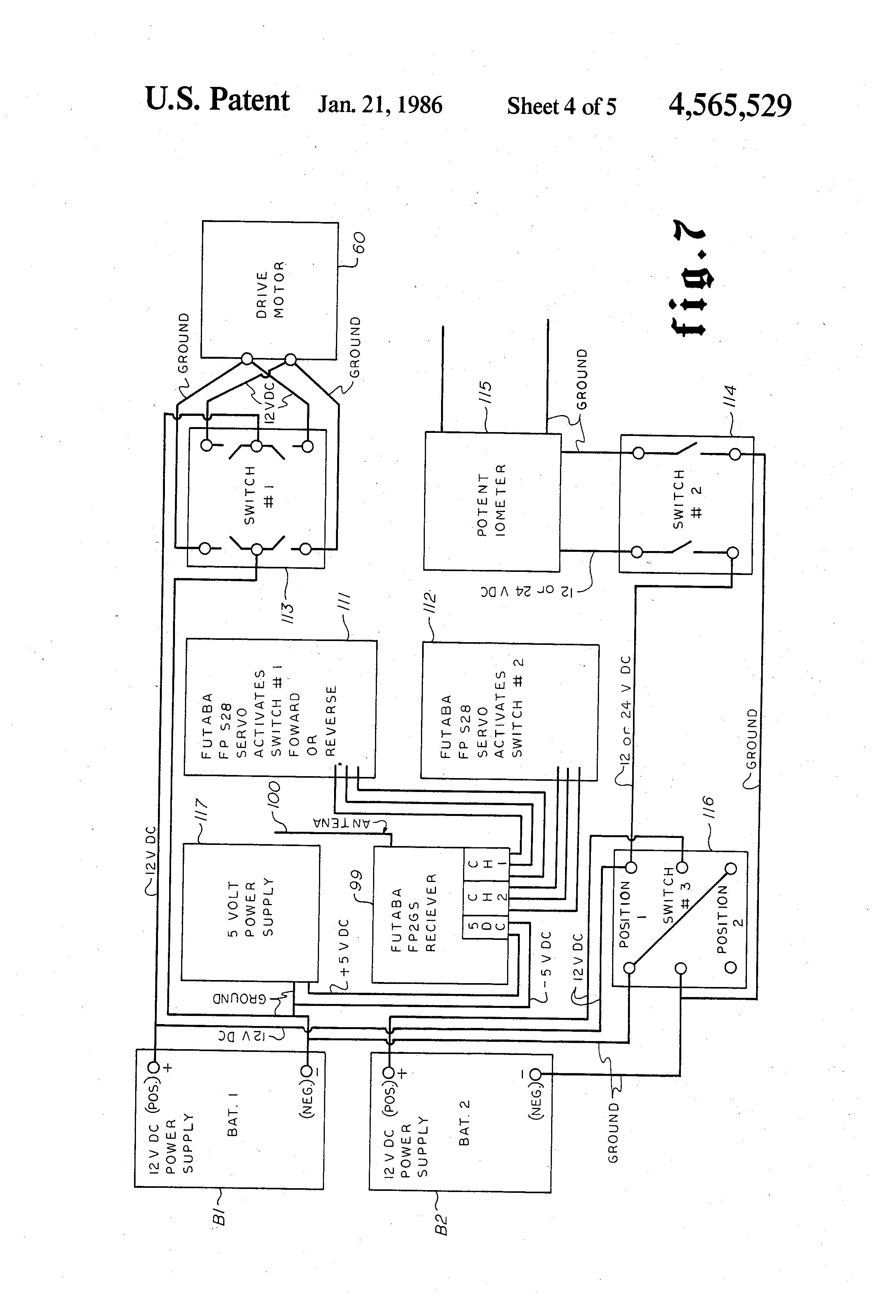 Af Taylor Dunn B Wiring Diagram Schematic Wiring
