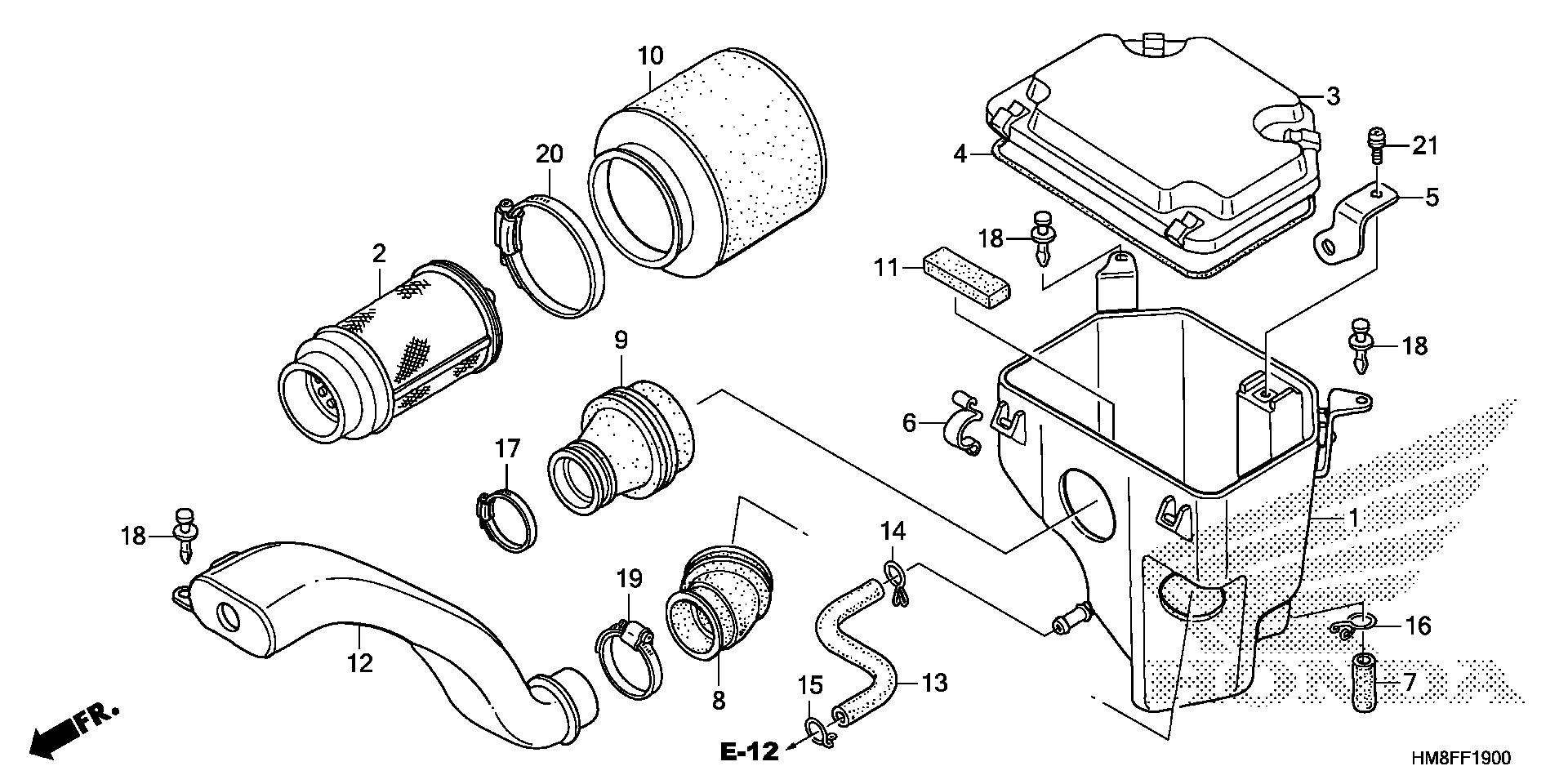 Do Diagram Of Honda Atv Parts Trx250tm A