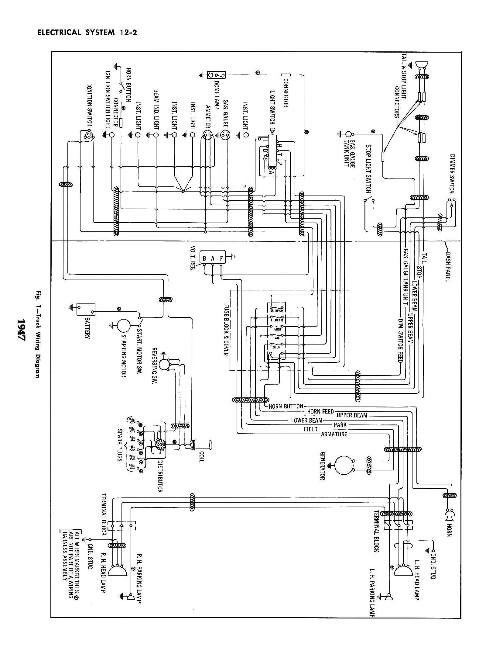 El Wiring Diagram Ford Tractor Schematic Wiring