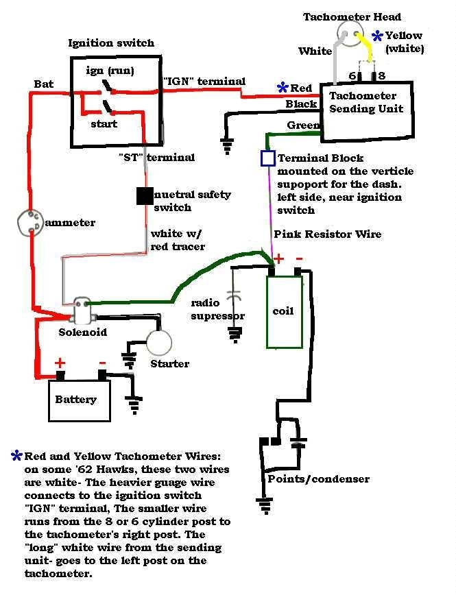 autogage tach wiring diagram  f750 air coinditioner wiring