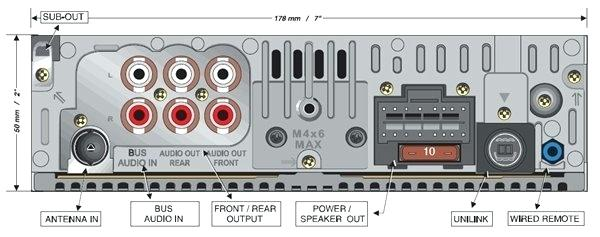 wiring diagram sony explode car stereo aux  1972 scout 2