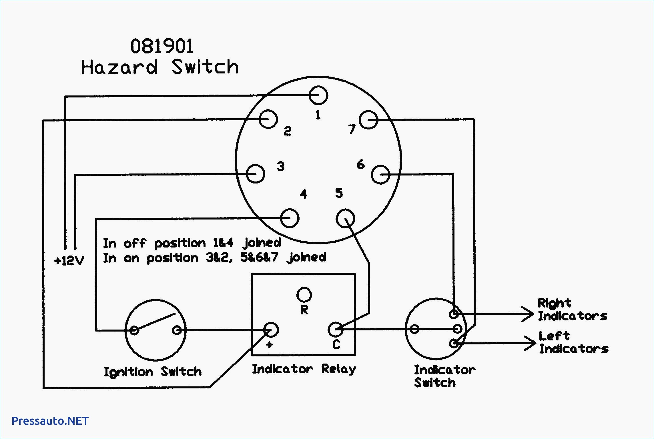 Wiring Diagram Lucas Ignition Switch
