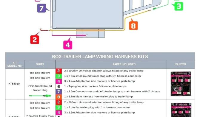 gt1871 way round trailer plug wiring 7 way trailer plug