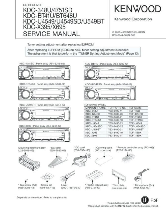 kenwood model kdc install wiring diagram  jk wrangler fuse