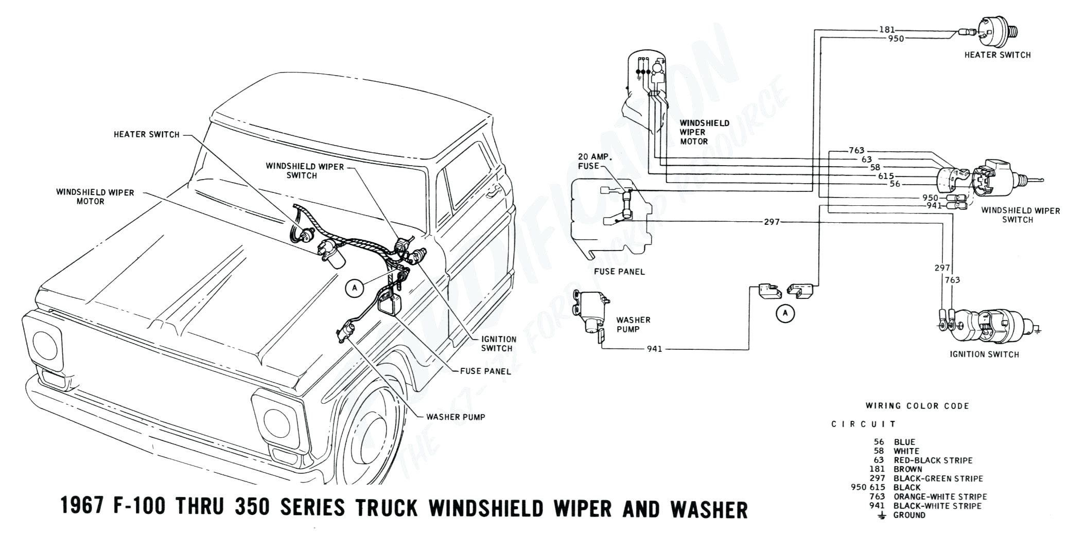 F150 Wiper Wiring Diagram