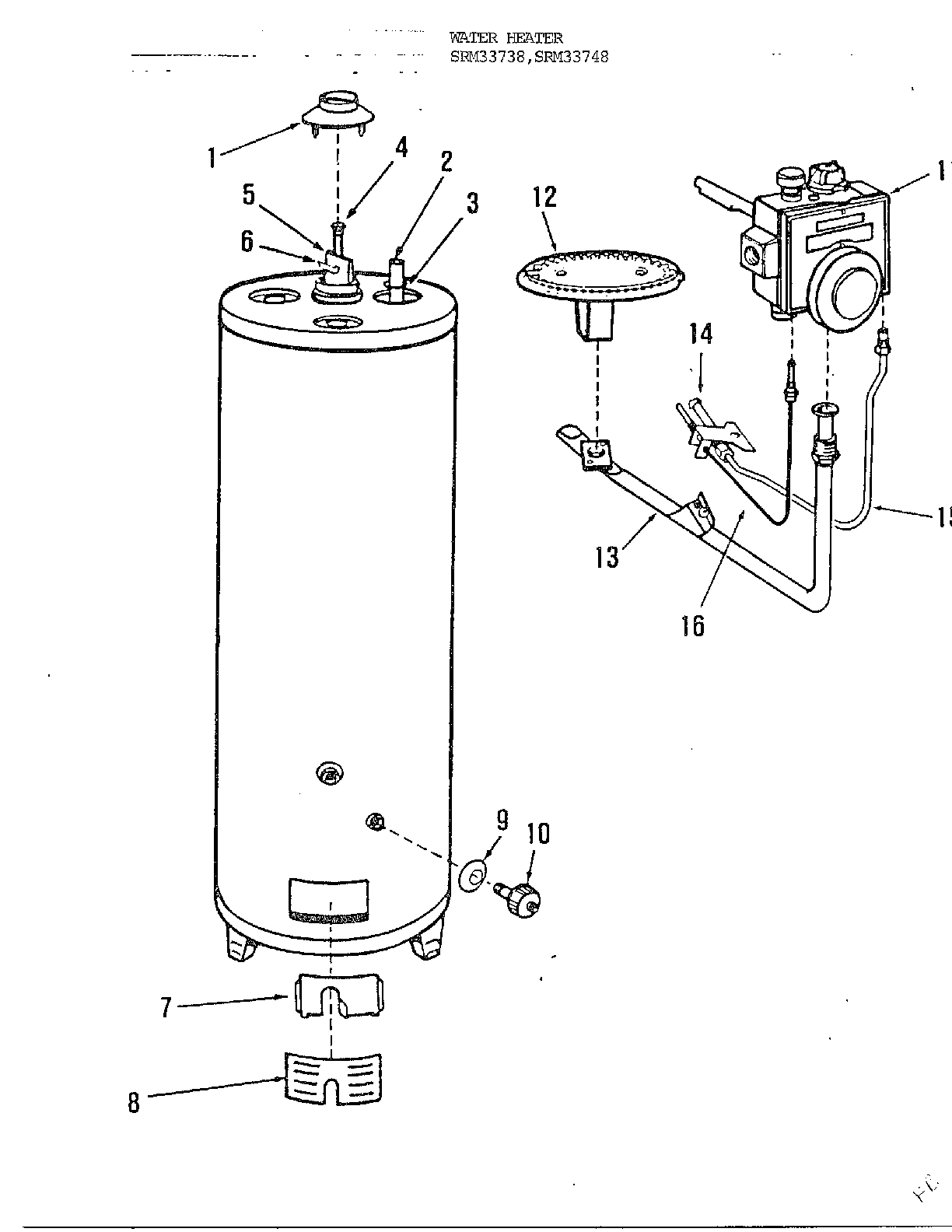 Rheem Tankless Water Heater Wiring Diagram Collection