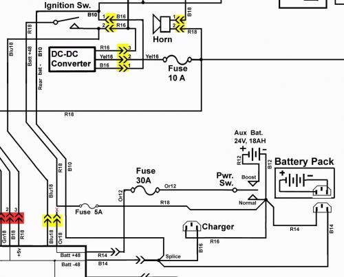 vx3876 club car 48v wiring diagram wiring harness wiring