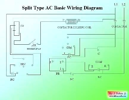 split system schematics  wiring diagram mazda cx 9 for