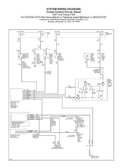 97 ford truck trailer wiring  bulldog remote starter wiring