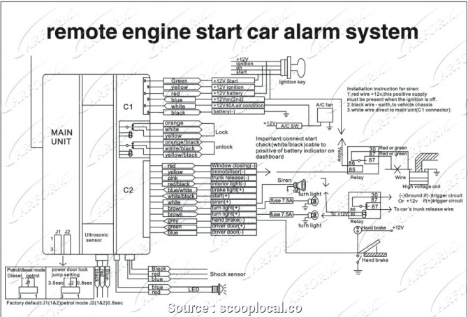 remote start wiring diagram ultra start  1996 dodge caravan