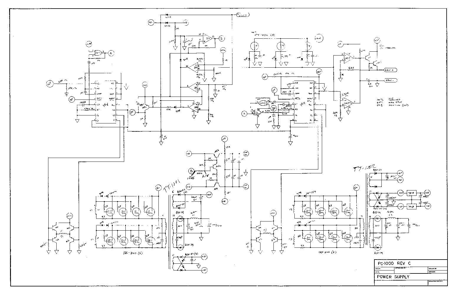 Wo Amp Rockford Fosgate 650 Mos Fet Wiring Diagram