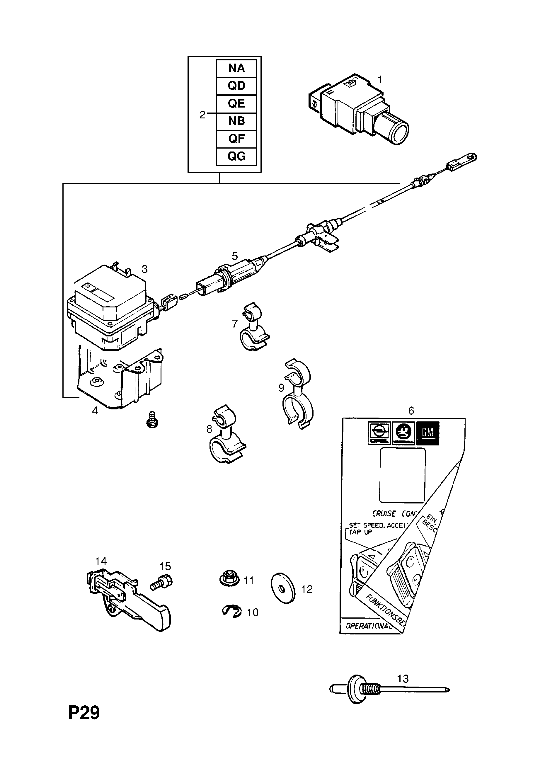 Vectra B Towbar Wiring Diagram