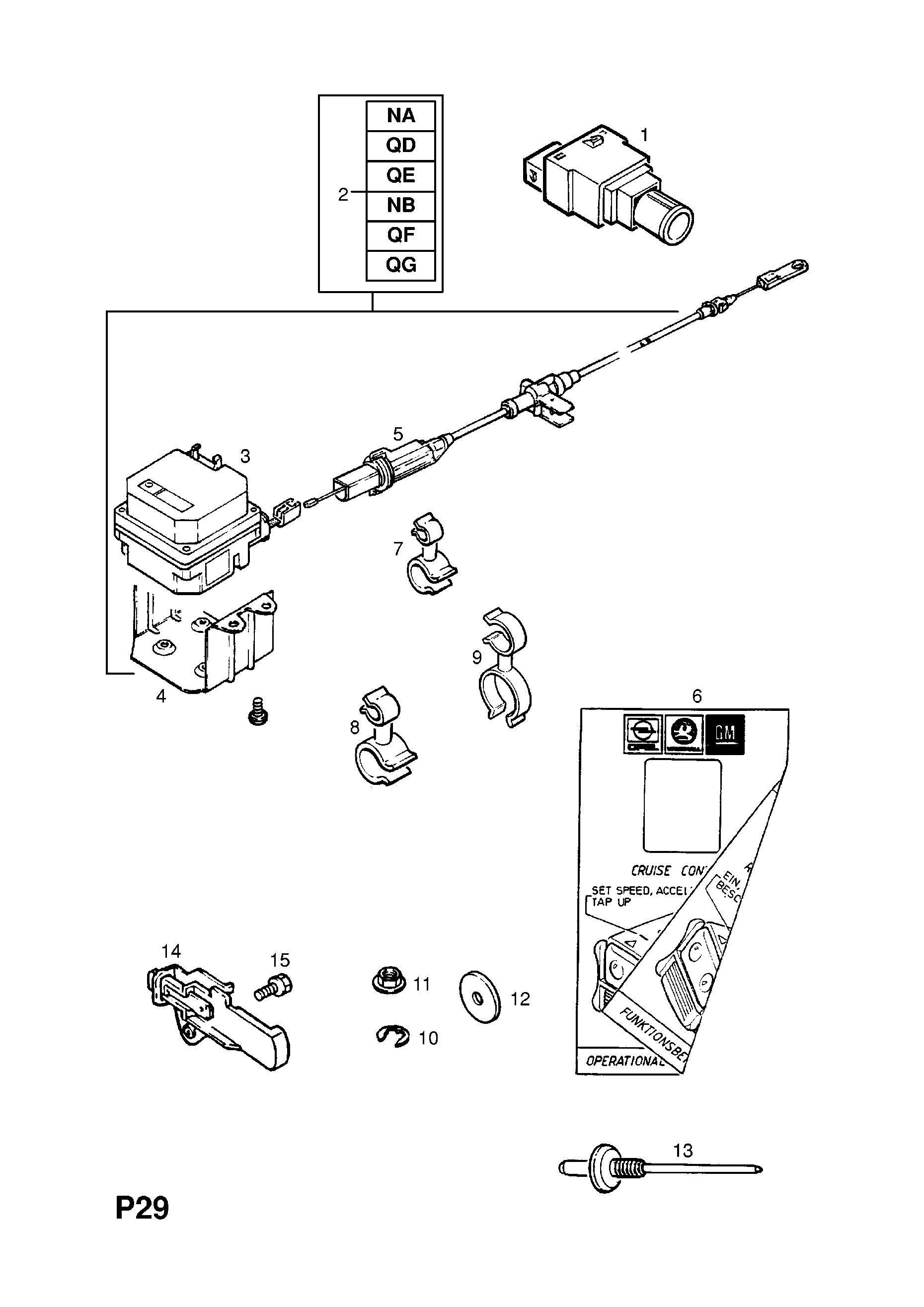 Vauxhall Vectra B Wiring Diagram
