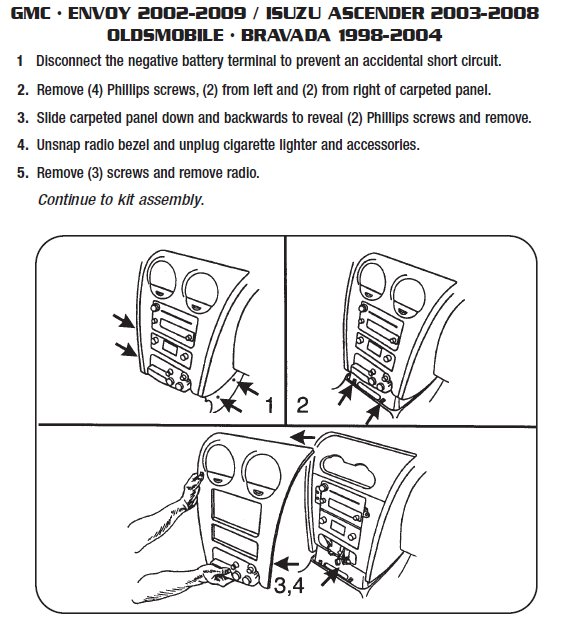 gw1028 details about 20032006 chevy tahoe radio wiring
