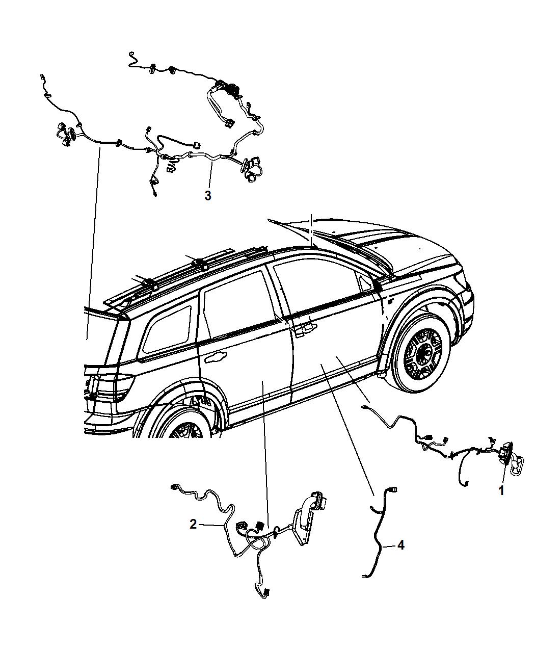 Ol Dodge Journey Wiring Harness Free Diagram