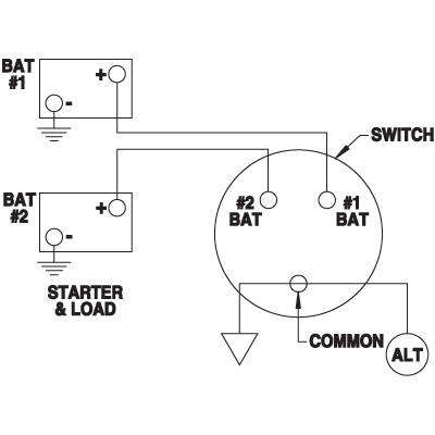 fc9238 battery selector switch battery selector switch