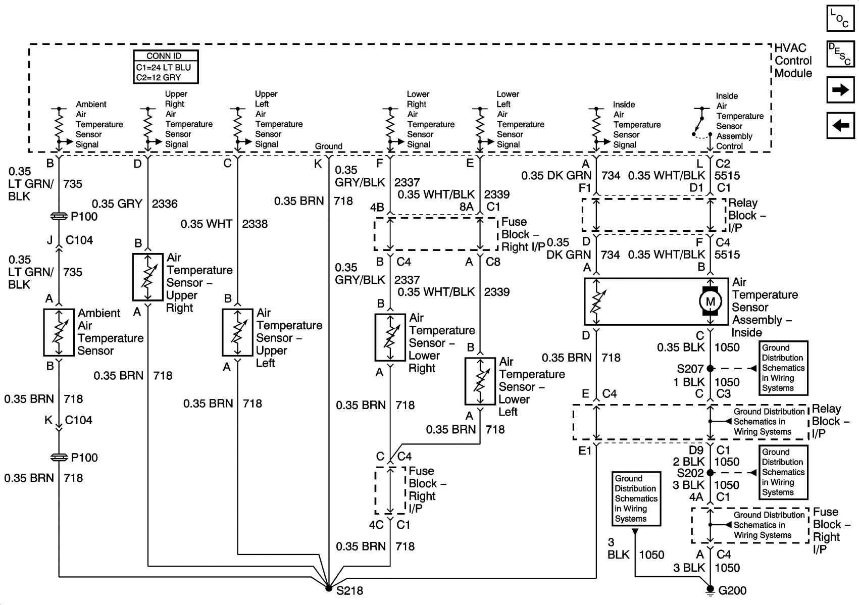 Buick Rendezvous Stereo Wiring Diagram Pictures