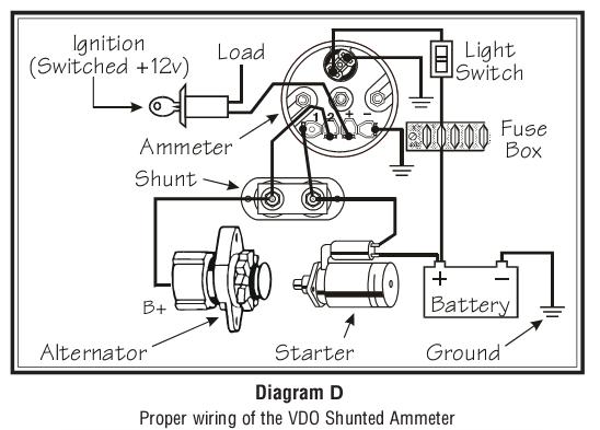 1952 gmc amp gauge wiring diagram  wiring diagram diode