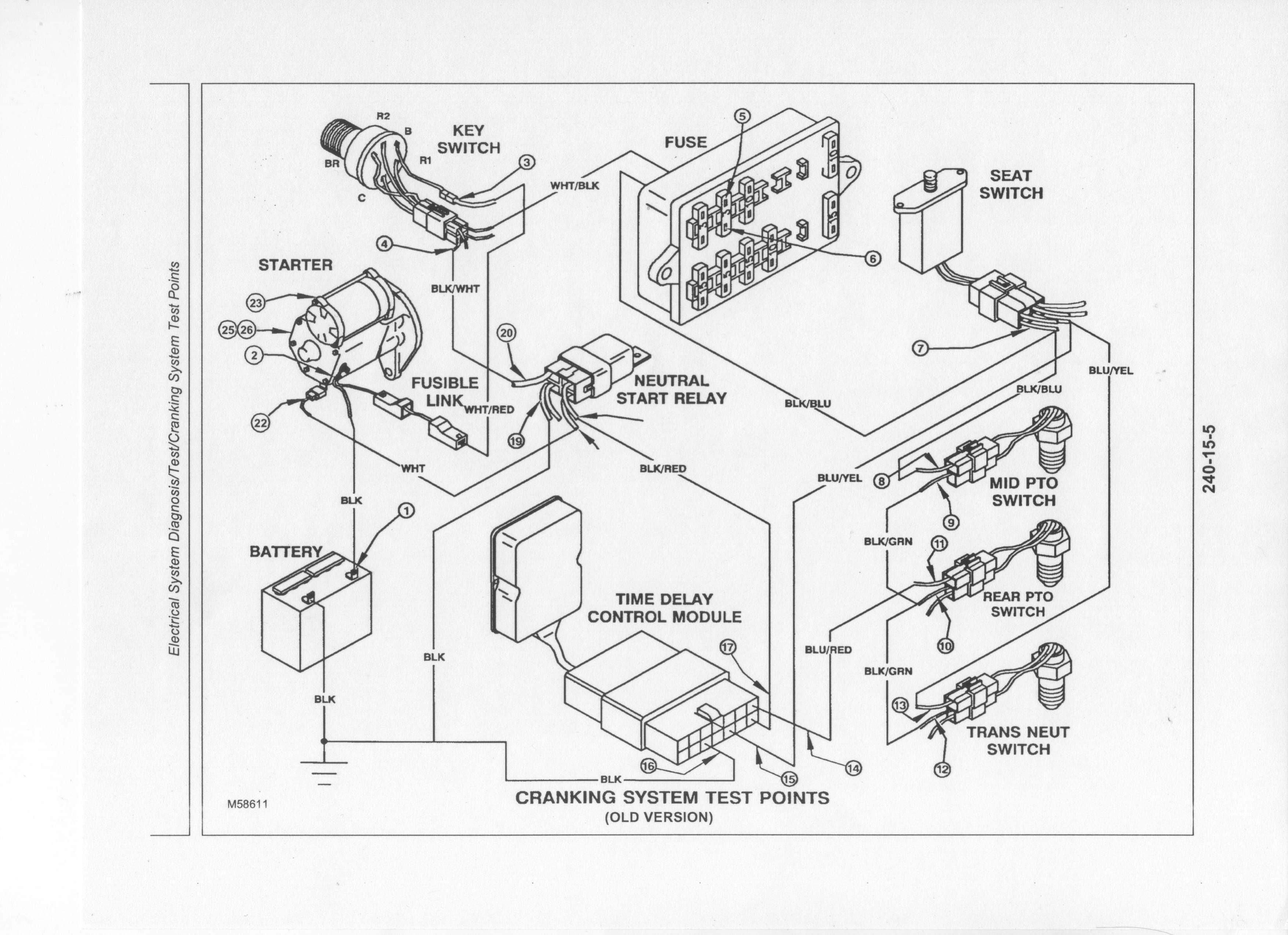 John Deer Wiring Diagram